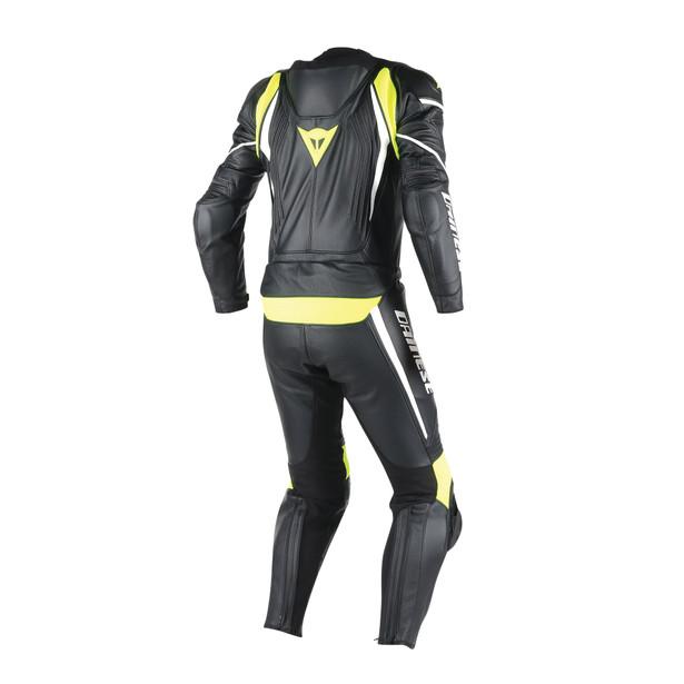 LAGUNA SECA D1 2PCS PERF SUIT - Leather Suits