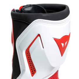 TORQUE 3 OUT AIR BOOTS BLACK/WHITE/LAVA-RED- Boots