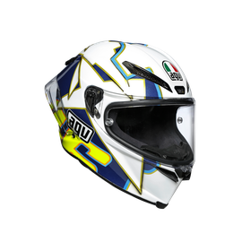 PISTA GP RR AGV ECE-DOT LIMITED EDITION - WORLD TITLE 2003