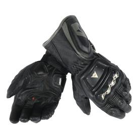 4 STROKE LONG GLOVES BLACK/BLACK/BLACK- Gloves
