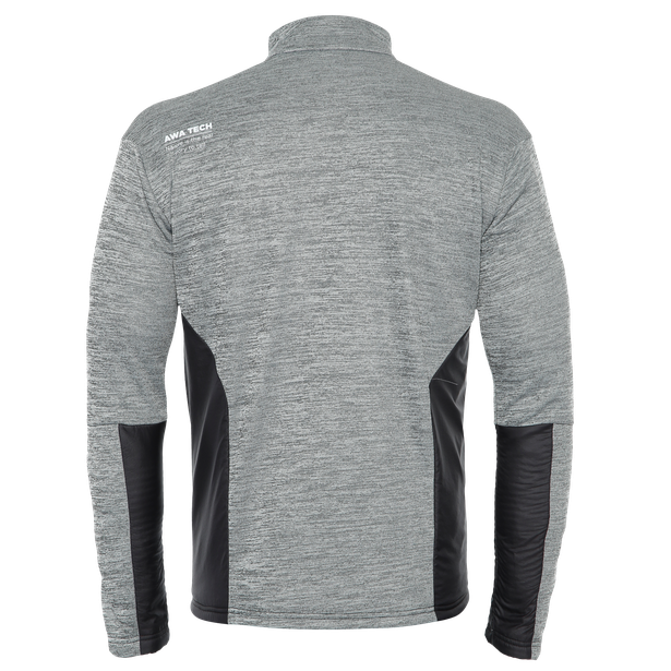 AWA TECH MID PURITAN-GRAY/STRETCH-LIMO- Thermal Layers