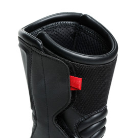 AURORA LADY D-WP BOOTS BLACK/WHITE- Boots