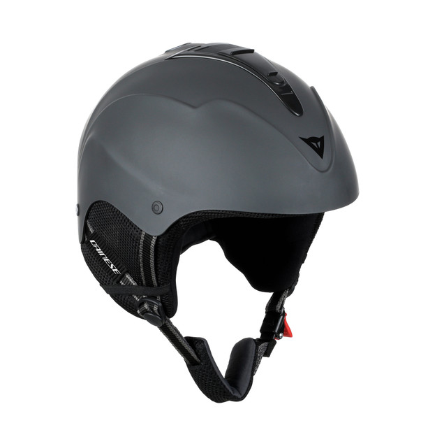 D-SHAPE ANTHRACITE- Cascos