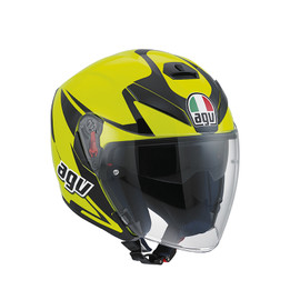 K-5 JET E2205 MULTI - THREESIXTY YELLOW FLUO/BLACK