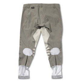 CIGAR PANTS ECRU- Hosen