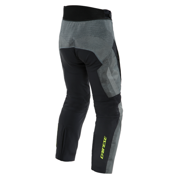 SOLARYS TEX PANT BLACK/ANTHRACITE/FLUO-YELLOW- Textil