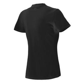 DAINESE LADY T-SHIRT BLACK/WHITE- T-Shirts