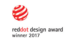 Reddot design award 2017