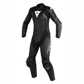 AVRO D2 2PCS S/T LADY SUIT BLACK/BLACK/ANTHRACITE- Deux Pieces