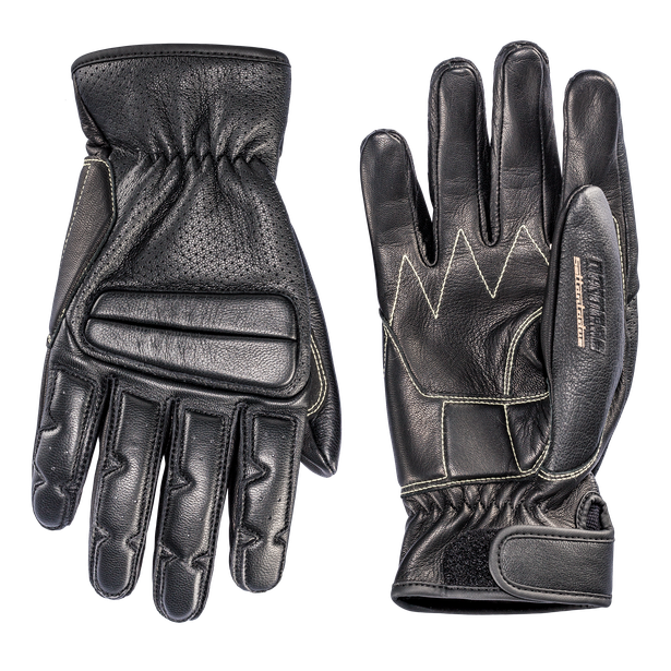 PELLE72 GLOVES BLACK- Handschuhe