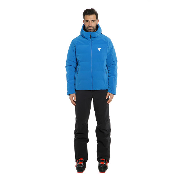 SKI DOWNJACKET MAN 2.0 LAPIS-BLUE- Downjackets
