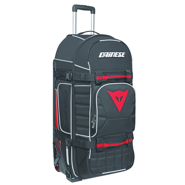 D-RIG WHEELED BAG STEALTH-BLACK- Taschen