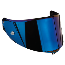 Visor RACE 3 IRIDIUM BLUE - Accessori