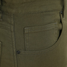 CLASSIC REGULAR TEX PANTS OLIVE- undefined