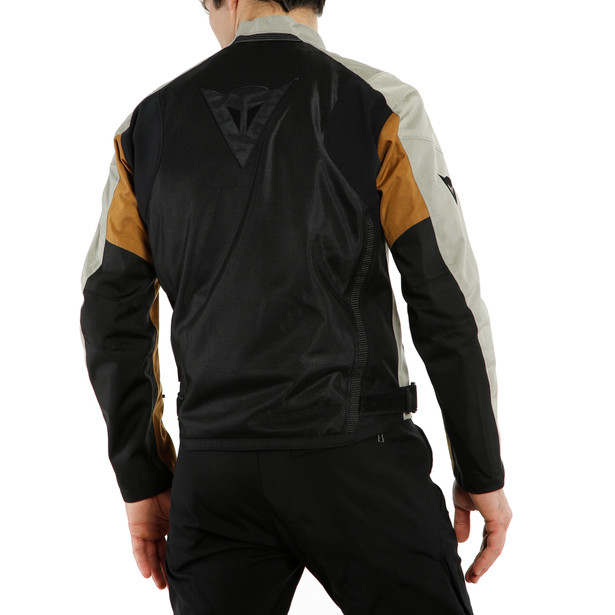 SAURIS 2 D-DRY® JACKET BLACK/GOAT/BONE-BROWN- Jackets