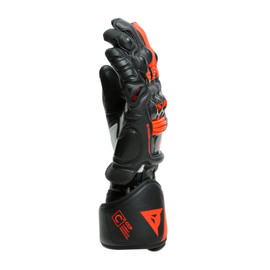 DRUID 3 GLOVES BLACK/FLUO-RED- Gloves