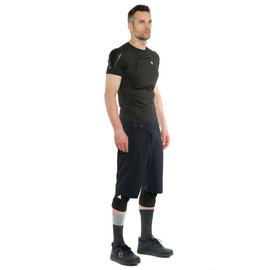 TRAIL SKINS PRO TEE BLACK- Safety Jackets