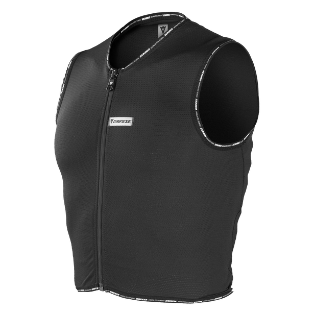 ALTER-REAL WAISTCOAT E1 MAN BLACK- Safety