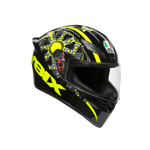 K1 TOP ECE DOT - FLAVUM 46 - Full-face Sport