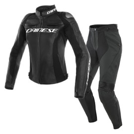 Women's Racing 3 Leather Outfit