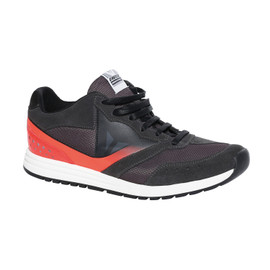 PADDOCK ANTHRACITE/FLUO-RED- Shoes
