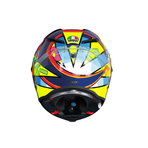 PISTA GP R TOP ECE DOT PLK - SOLELUNA 2016 (Monster) CARBON - undefined