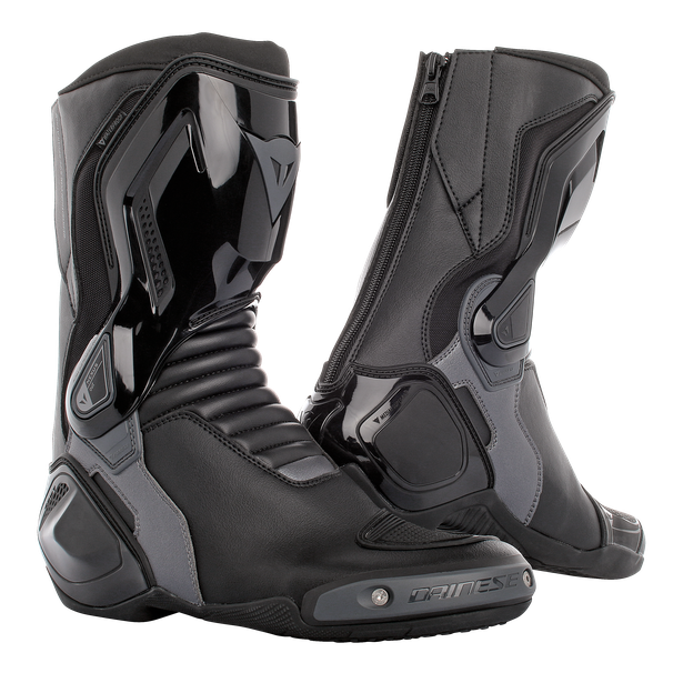 NEXUS D-WP® BOOTS BLACK/ANTHRACITE- Wasserfest