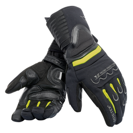 SCOUT 2 GORE-TEX® GLOVES BLACK/FLUO-YELLOW/BLACK- Gore-Tex®