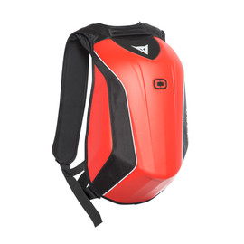 D-MACH COMPACT BACKPACK FLUO-RED