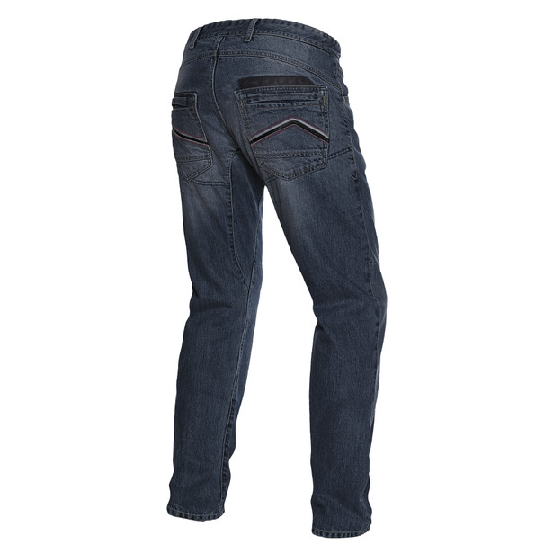 BONNEVILLE REGULAR DARK-DENIM- Denim