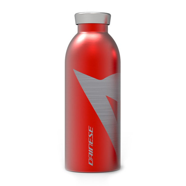 Dainese Clima Bottle 500ML RED/METAL- Accesorios