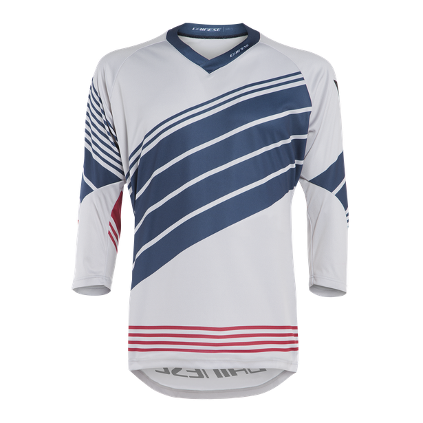 HG JERSEY 2 VAPOR-BLUE/BLACK-IRIS/CHILI-PEPPER- Maillots