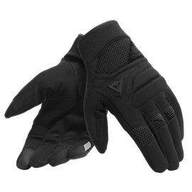 FOGAL UNISEX GLOVES BLACK/BLACK- Textile