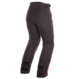 TEMPEST 2 D-DRY LADY PANT BLACK/BLACK/TOUR-RED- Pants