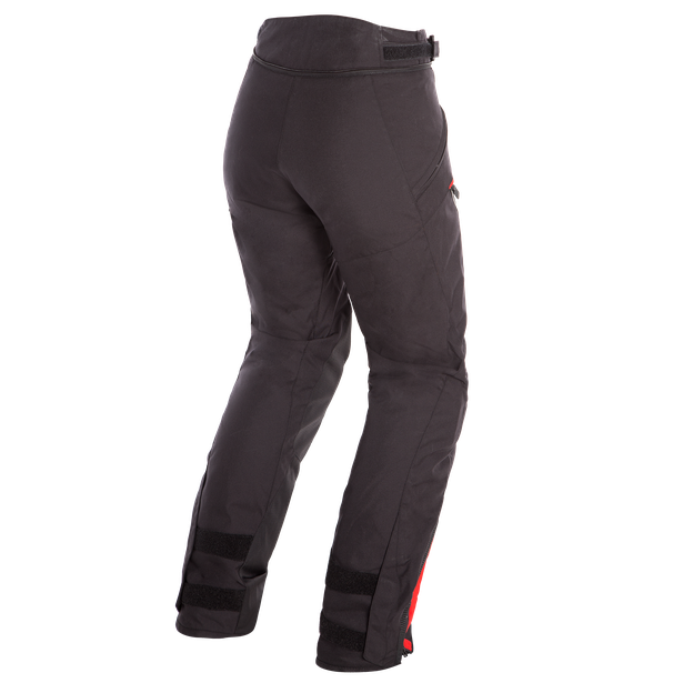 TEMPEST 2 D-DRY LADY PANT BLACK/BLACK/TOUR-RED- D-Dry®