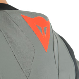 SUPER RACE LEATHER JACKET - Jackets