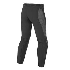 MIG LEATHER-TEX PANTS BLACK/BLACK/BLACK- Leather