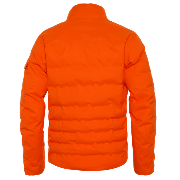 SKI PADDING JACKET  CHERRY-TOMATO- Downjackets