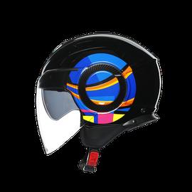 ORBYT E2205 TOP - SUN&MOON 46 BLACK - Orbyt