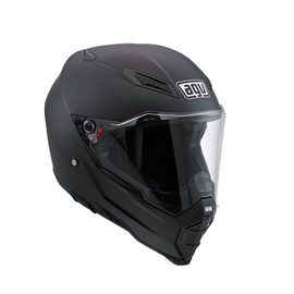 AX-8 EVO NAKED AGV E2205 SOLID - BLACK MATT - Promotions