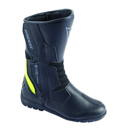 TEMPEST LADY D-WP® BOOTS BLACK/FLUO-YELLOW