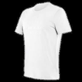 T-SHIRT PADDOCK WHITE/WHITE