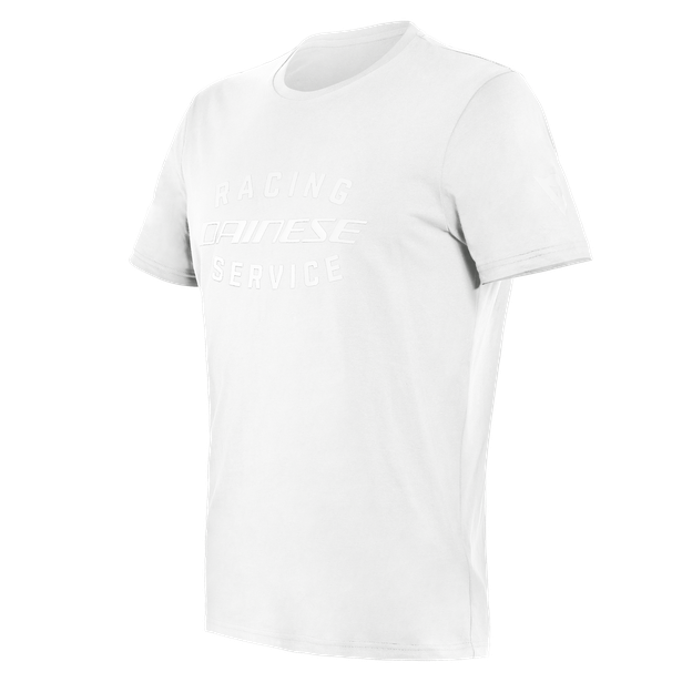 PADDOCK T-SHIRT WHITE/WHITE- Casual Wear