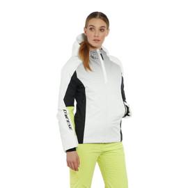 HP CRUST WMN STAR-WHITE/BLACK-TAPS/ACID-LIME- Women Winter Jackets