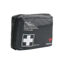EXPLORER FIRST AID KIT BLACK