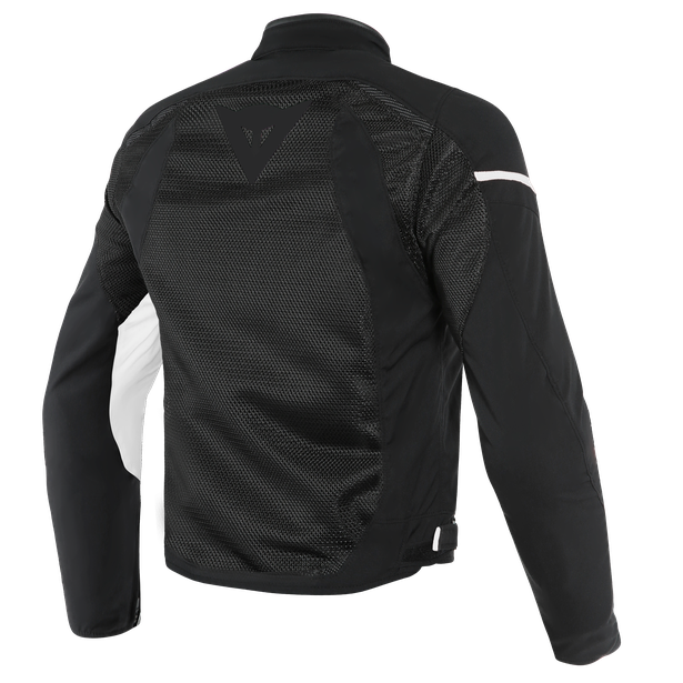 AIR FRAME D1 TEX JACKET BLACK/BLACK/WHITE- Textil