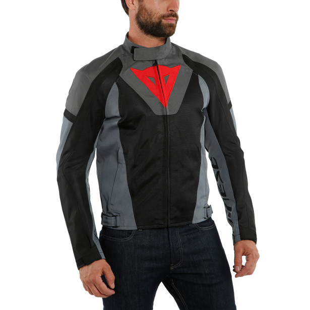 LEVANTE AIR TEX JACKET BLACK/ANTHRACITE/CHARCOAL-GRAY- Jackets