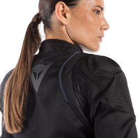 AIR MASTER LADY TEX JACKET BLACK/BLACK/ANTHRACITE