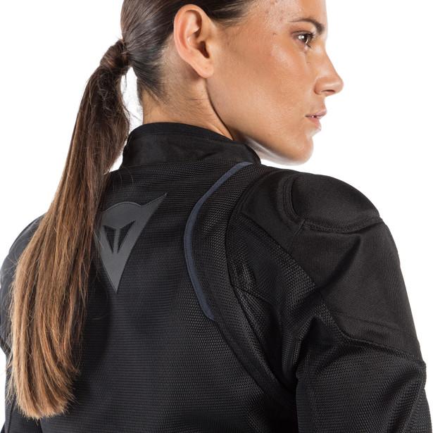 AIR MASTER LADY TEX JACKET BLACK/BLACK/ANTHRACITE- Jackets