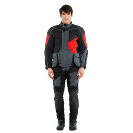 D-EXPLORER 2 GORE-TEX® JACKET EBONY/BLACK/LAVA-RED- Gore-Tex®
